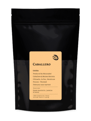 Caballero Geisha Light Roast Coffee