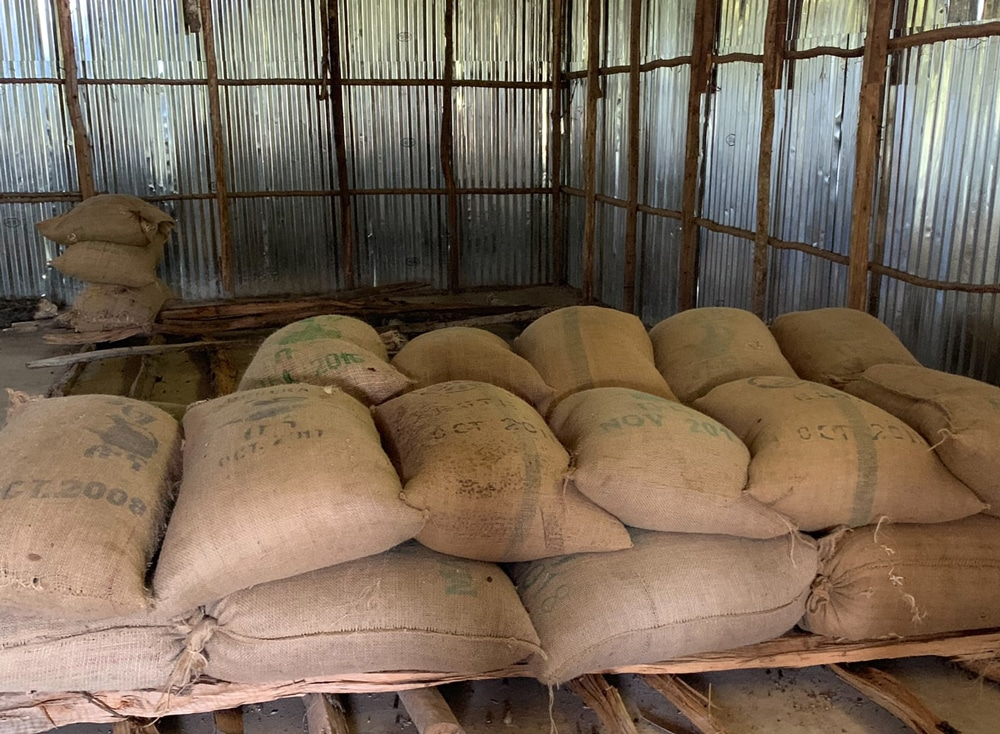 Tatmara Ethiopian Coffee Farm Bags